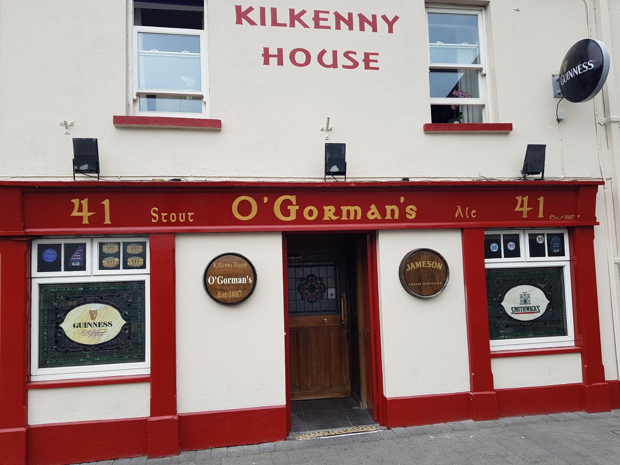 Kilkenny House O'Gorman's